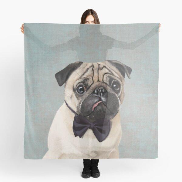 Cute CHIHUAHUA DOG /& Bone SCARF Ladies Puppy Print Women Animal Scarves Gifts