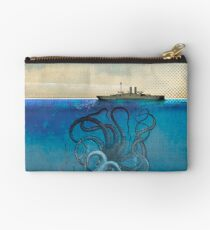 Sea Monster Studio Pouch