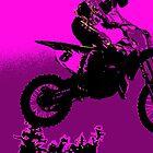 MX  - Motocross Racer by NaturePrints