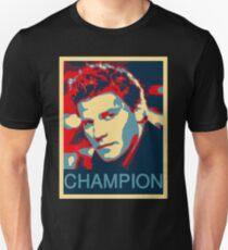 Angel - Champion Obama Poster T-Shirt