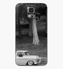 Chevy in Motion  Case/Skin for Samsung Galaxy