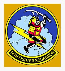 14th Fighter Squadron Photographic Print