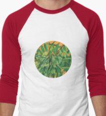 """Ash-tree"", green & yellow, floral art T-Shirt"