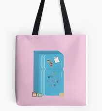 Melanie Martinez Alphabet Boy Fridge Tote Bag