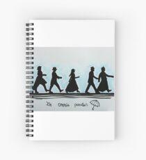 In omnia paratus Spiral Notebook