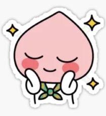 Apeach Kakao Friends peach cute Sticker