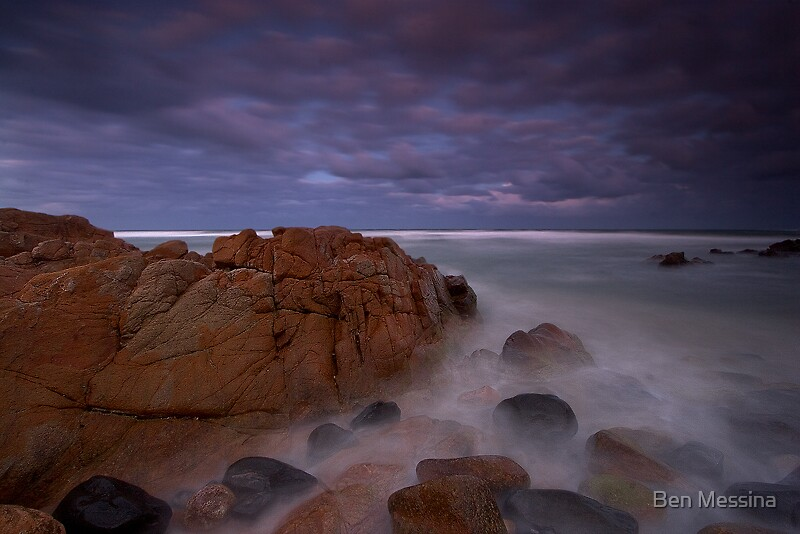 Coolum After Sunset by Ben Messina