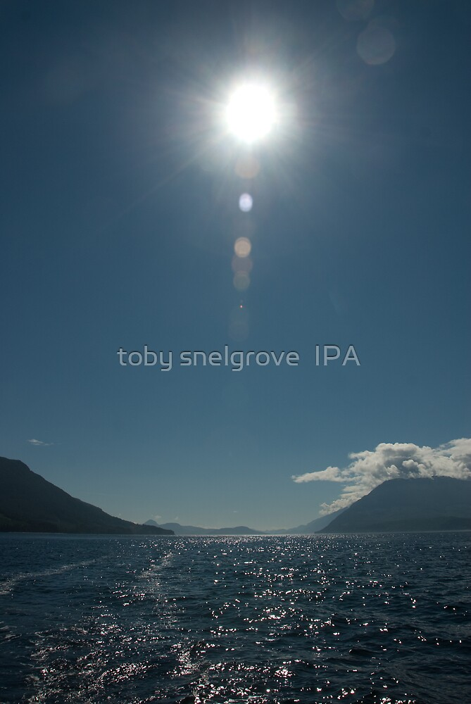 Light at the End of the Channel by toby snelgrove  IPA