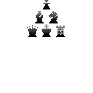 Chess - Black triangle by Rocky64