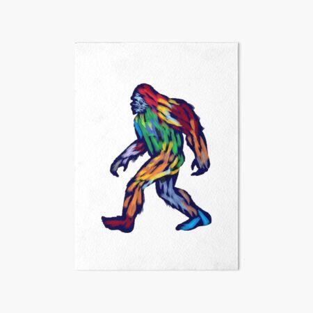 The Avenger Art Board Print