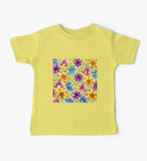 Summer Flowers Kids Clothes