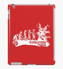 Evolution iPad Case/Skin
