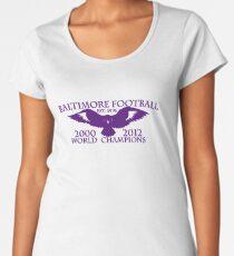 BALTIMORE FOOTBALL T-SHIRT Women's Premium T-Shirt
