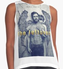 The Leftovers Wall Contrast Tank