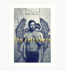 The Leftovers Wall Art Print