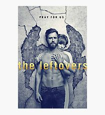 The Leftovers Wall Photographic Print