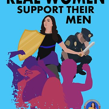 Real Women Fight Back: Law Enforcement by AquaMarine21