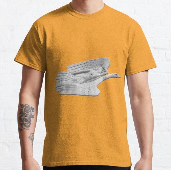 Rockefeller Center Swan Lady Classic T-Shirt