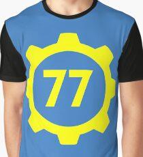 Vault 77 Graphic T-Shirt