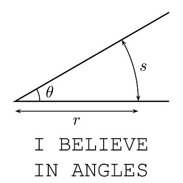 I believe in angles by hereticblues