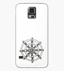 Buddhist Dharmachakra Case/Skin for Samsung Galaxy