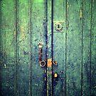 Blue Door In Avanos by Josh Wentz