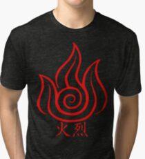 Firebending Tri-blend T-Shirt