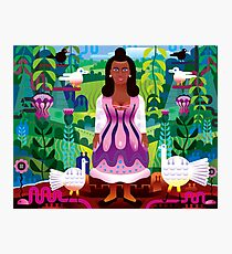 Malinche (Mother of Modern Mexico) Photographic Print