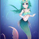 Reiko - Fauna Mermaid - 2017 by devicatoutlet