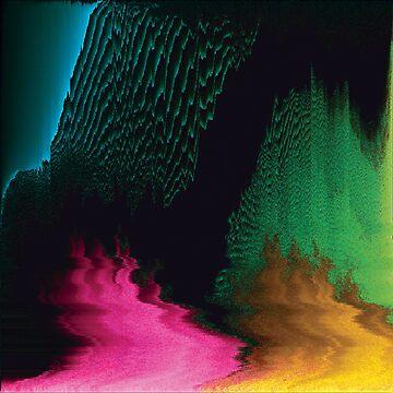 Dreamscape - Glitch Art by iamnickv