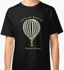 Camiseta clásica Modesto mouse flotante con globo
