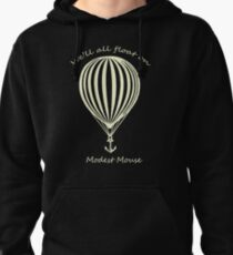 Modest Mouse Float on With Balloon Pullover Hoodie