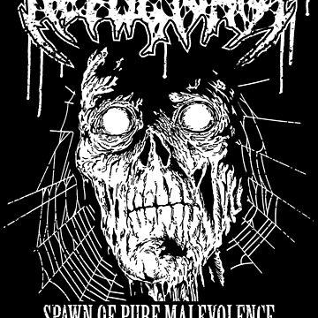 Repugnant - Spawn Of Pure Malevolence by porkuskorpz