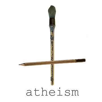 Atheism by hereticblues
