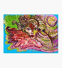 Medusa Photographic Print