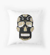 Sko Buffs Skull Throw Pillow