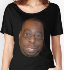 Beetlejuice Head Lester Green Women's Relaxed Fit T-Shirt