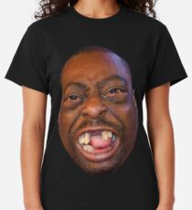 Beetlejuice Head Lester Green Stern Show Classic T-Shirt