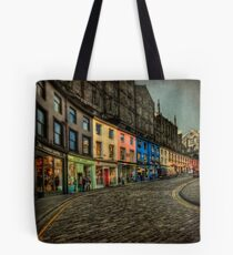 Dream Street Tote Bag