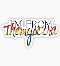 Themyscira Sticker