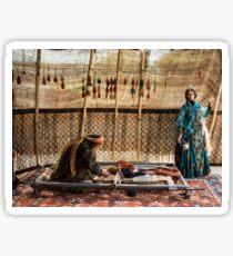 Shiraz Carpet Weaving Sticker