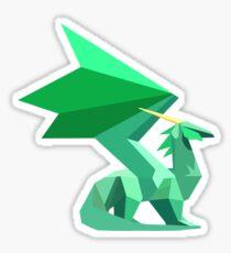Spyro Crystal Dragon Sticker