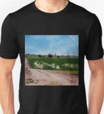 Watering The Crops. Caldwell, Idaho T-Shirt