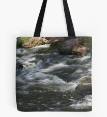 Rushing Rapids Tote Bag