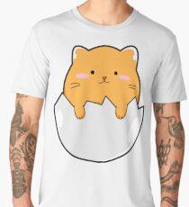 Yellow Cat Egg Men's Premium T-Shirt