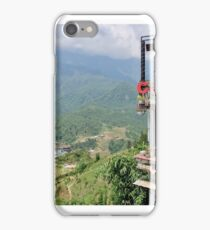 Sapa Cafe View iPhone Case/Skin