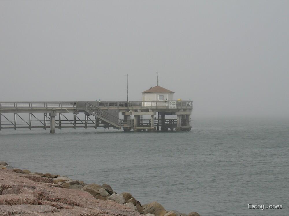 A Foggy Day by Cathy Jones