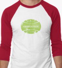 Gekkostate Men's Baseball ¾ T-Shirt