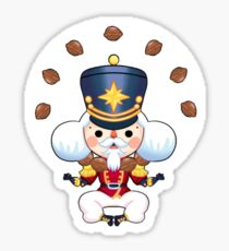 NUTCRACKER ZENYATTA Sticker