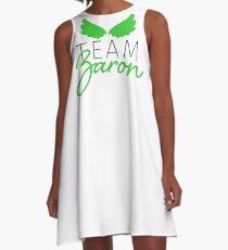 Team Zaron A-Line Dress